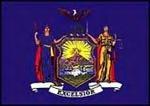 Ney York flag