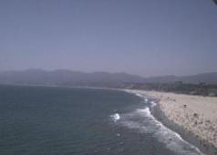 Santa Monica Beach-ex
