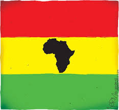 african flag