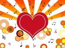 heart singing