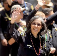 Heather Fong- Police Chief