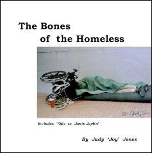 Bones of the Homeless-book cover