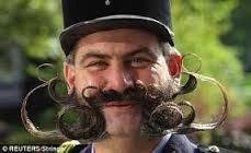 bearded man_weird